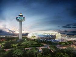 В аэропорту Сингапура столкнулись два самолета