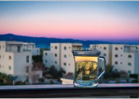 Чай перед рассветом.