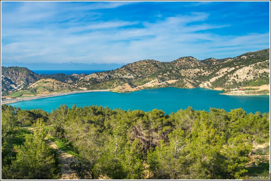 Озеро Дагдере. Оно же Геджиткёй или Панагра.