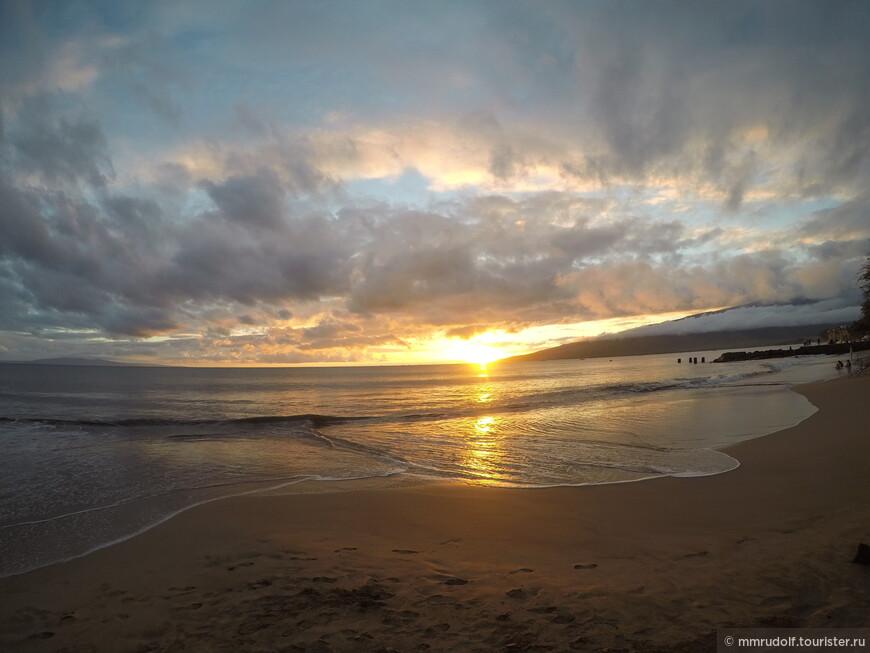 закаты все разные и по своему все красивы