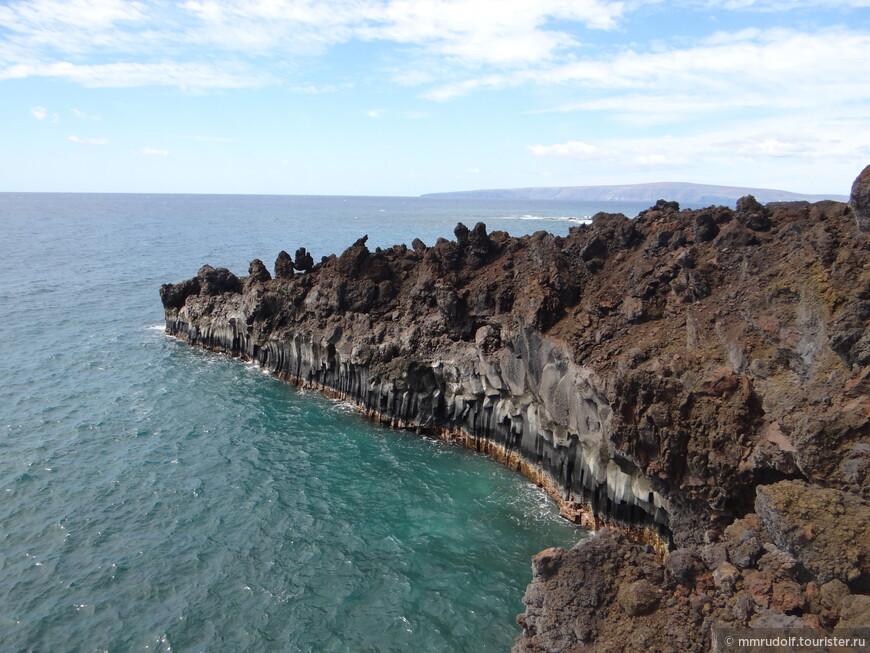 южная часть острова Мауи