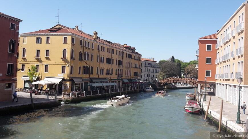Венецианские такси
