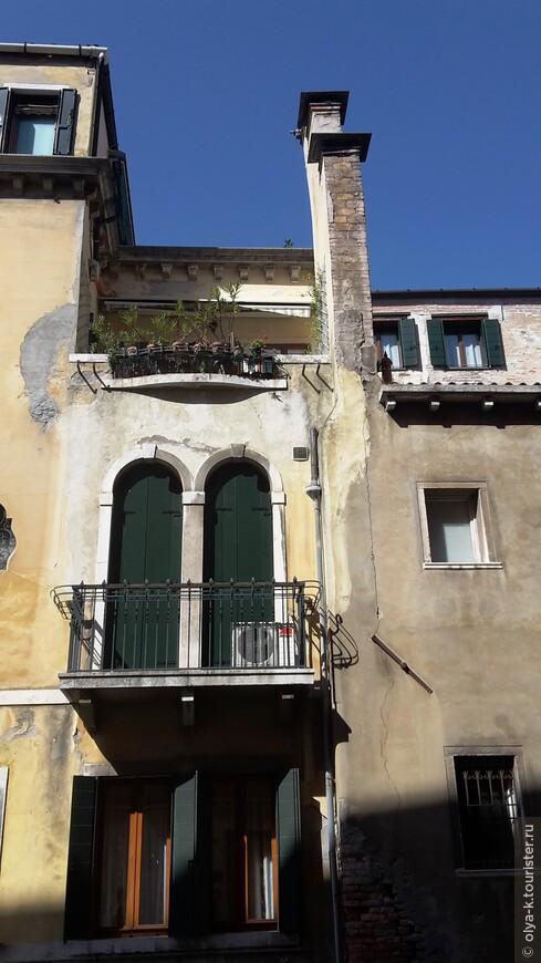 Фасад жилого дома