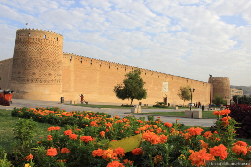 Шираз. Крепость Арг Карим-хана