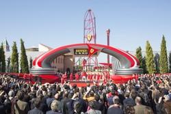 Тематический парк Ferrari Land открылся в PortAventura