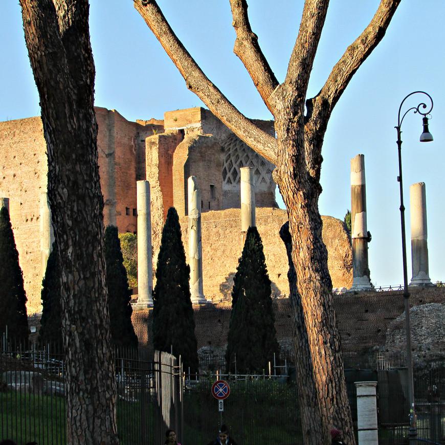 0050. Брусчатка Древнего Рима.JPG