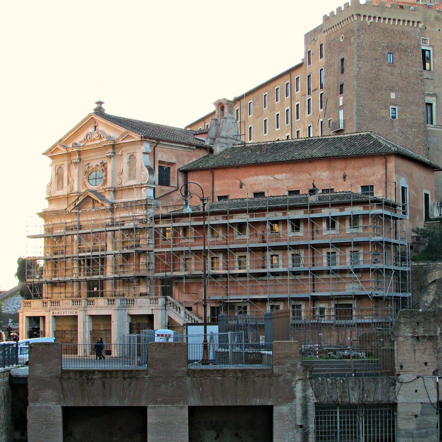 Римский муниципалитет.