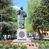 Памятник основателю Цетинья