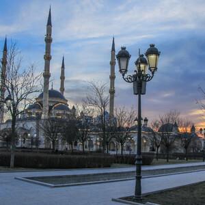 Мечеть «Сердце Чечни».