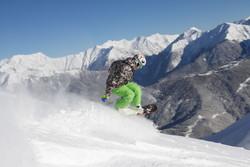 """Лыжный сезон на курорте """"Горки Город"""" продлится до 20 мая"""