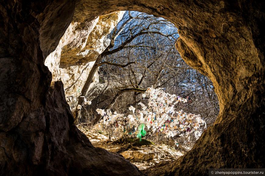 """Ещё одна пещера возле хребта """"Уна - Коз"""""""