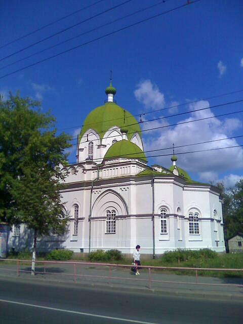 Церковь во имя Сретения Господня.