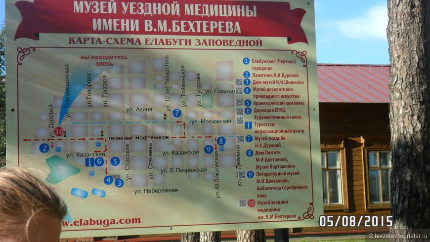 Единственный в России дом музей уездной медицины им. В.М. Бехтерва