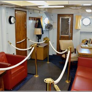 Как жили и работали моряки на линкоре Миссури