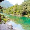 Спокойный участок реки