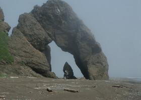 Сахалин. Терпения: там, где рождается туман