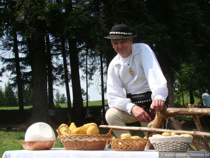 Осцыпек – главный польский сыр!
