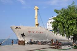 Паромная линия свяжет Владивосток и северокорейский Расон