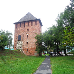 Коломна и ее исторические места