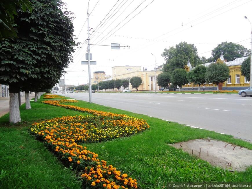 Шел я сначала по Первомайскому проспекту