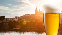 В Праге пройдет масштабный пивной фестиваль