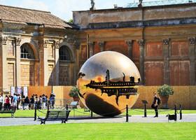 Культурный груз веков или музеи Ватикана