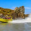 Катание на катере по реке Хвита