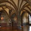 Белое золото Европы - мейсенская фарфоровая мануфактура и крепость Альбрехтсбург. Зал приемов. Экскурсии с частным индивидуальным гидом из Праги.