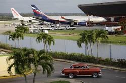 Самолёт из РФ столкнулся с другим лайнером в аэропорту Гаваны
