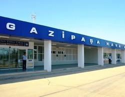 Первый чартер из РФ прибыл в Аланью