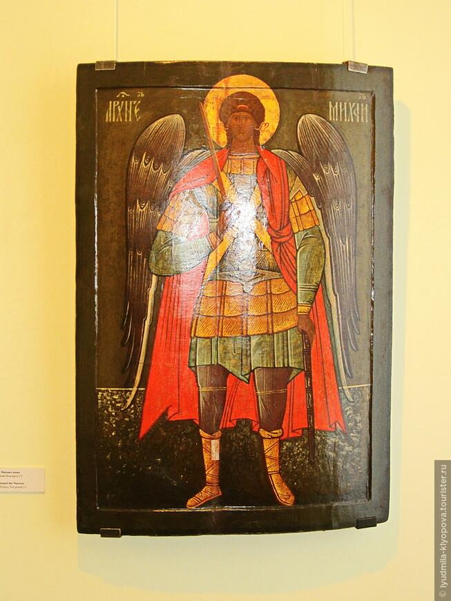 Архангел Михаил. 18 век