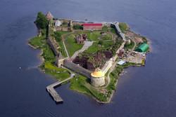 Крепость Орешек в Шлиссельбурге открылась для туристов