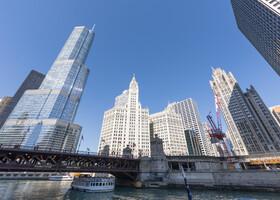 Чикаго, речной круиз