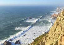 Место, где земля кончается и начинается море
