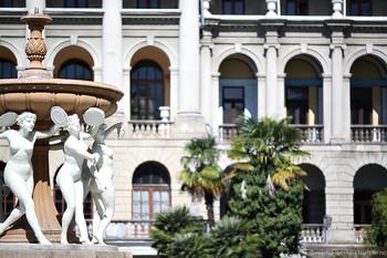 Загрузка отелей Сочи в течение года достигла почти 80%