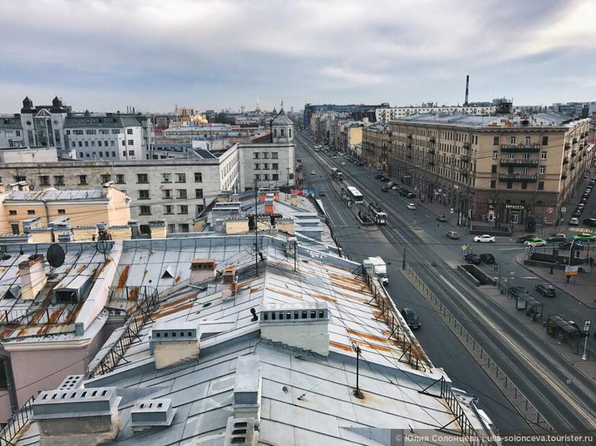 Санкт-Петербург. Лофт проект ЭТАЖИ