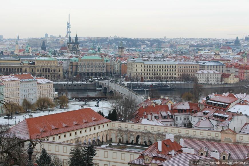 Прага, величественная Прага!