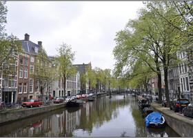 Мокрая Европа _ Мрачный Амстердам