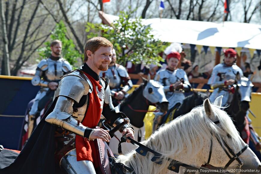 Рыцарь Борис Маштаков.