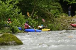 Турист из РФ погиб при сплаве на каяке в Грузии