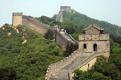 Копию Великой Китайской стены построили в КНР
