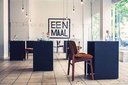 Ресторан для одиночек открылся в Амстердаме