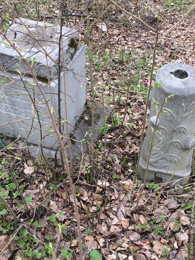 Михайловское кладбище существует с 1807 года.