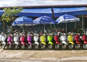Разноцветная Камбоджа