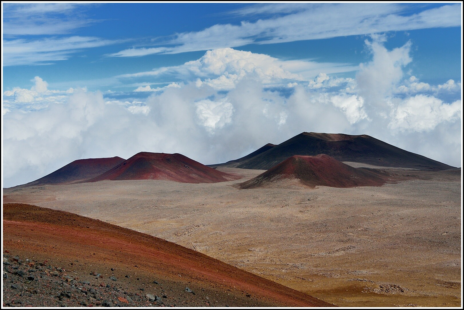 mauna kea volcano - HD1620×1082