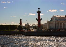 По Васильевскому острову и дальше...