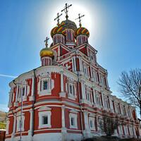 Жемчужина Нижнего Новгорода и Рождественской улицы - Строгановская церковь