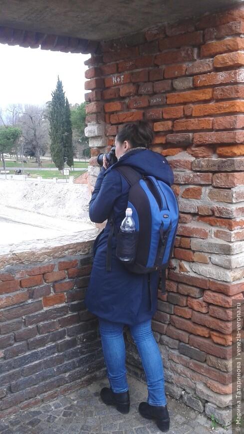 Фотосессия в Вероне