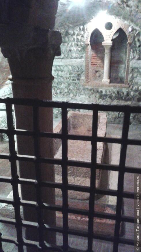Могила Джульетты в Вероне