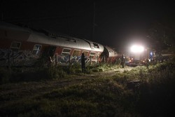 В Греции произошло крушение поезда, есть погибшие и раненые